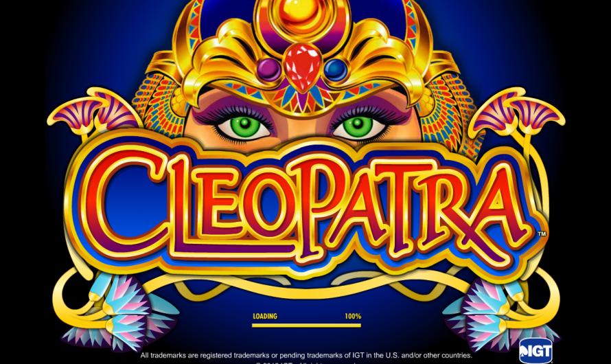 Machine à sous Cleopatra : la meilleure des jeux disponibles dans un casino en ligne